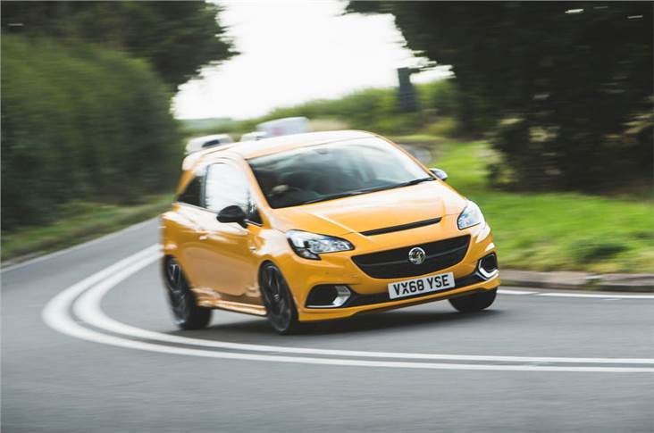 The Corsa was Europe