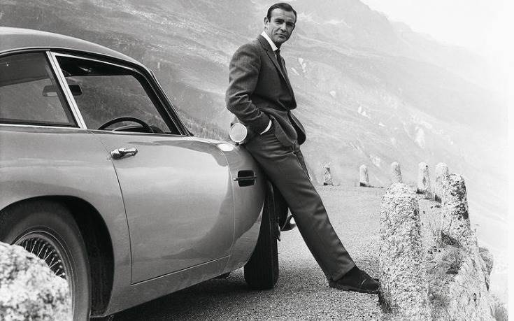 Sir Sean Connery seamlessly essayed the role of 007 in seven Bond films.