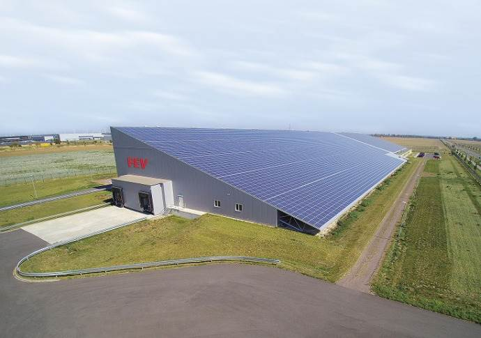 The FEV development and test center for energy storage offers the state-of-the-art test facilities for batteries and their components