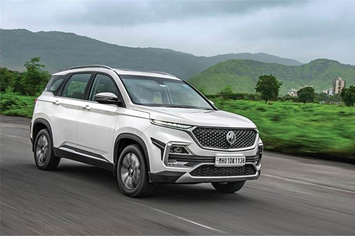 The MG Hector
