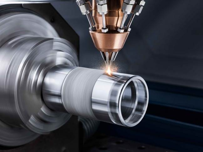 Trumpf's new nozzle technology increases the coating speed to well over 600 square centimetres a minute, even reaching speeds as high as 1,000 square centimetres a minute in certain applications.