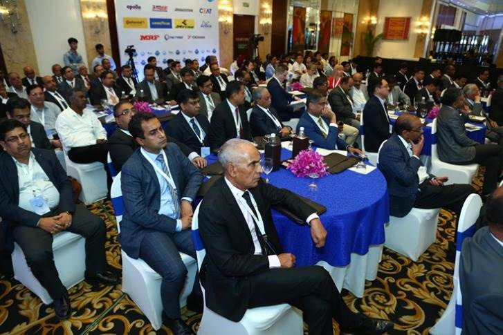 The fourth edition of the Indian tyre industry event witnessed the largest participation of senior management from the tyre industry and its raw material partners.