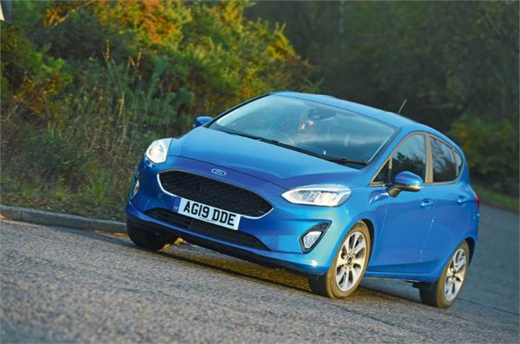 Mild-hybrid engine will help Fiesta cut emissions to hit targets