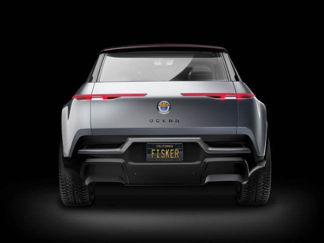 The all-electric luxury Fisker Ocean SUV is to get its global reveal at CES 2020 next month in Las Vegas.