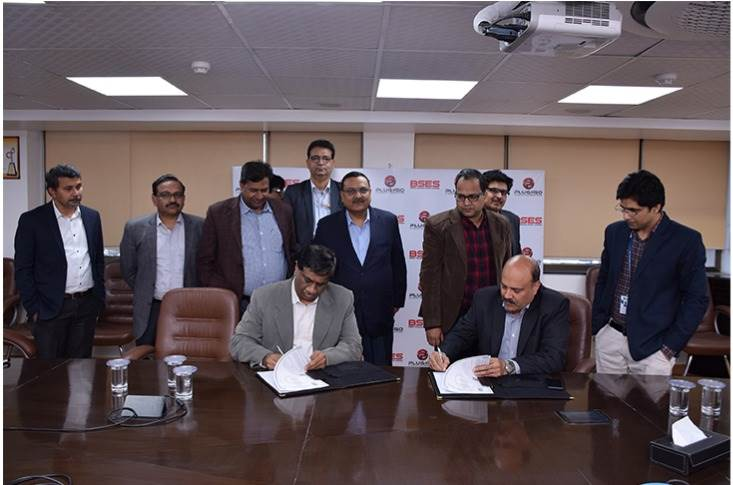 EV Motors signed agreement with BSES Yamuna Power to set up and operate EV charging stations at select locations under jurisdiction of BYPL.