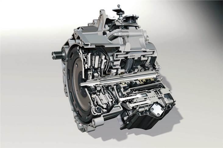 Dual-clutch transmissions like Volkswagen's seven-speed DSG are light, compact and efficient, saving fuel and reducing emissions