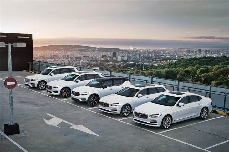 Volvo's line-up of plug-in hybrids will grow even bigger