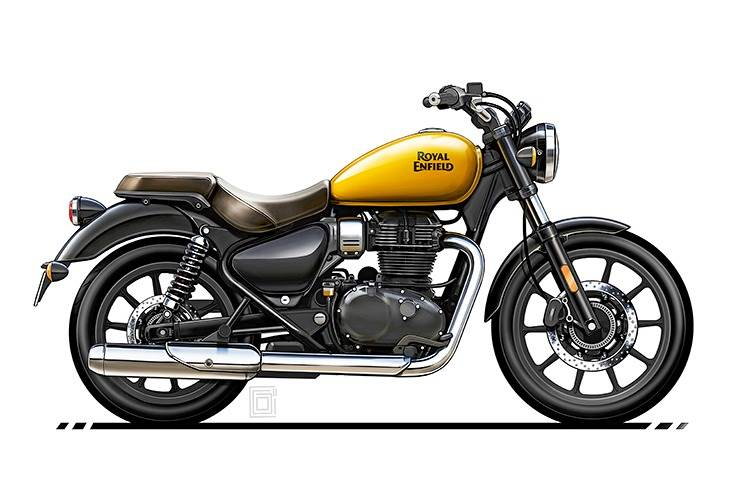 Pricing for the Meteor starts at Rs 175,000 lakh for the Fireball variant, increases to Rs 181,000 for the Stellar and culminates at thetop-end Supernova, which costs Rs 190,000.