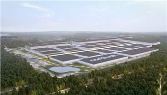 Northvolt intends to expand the capacity of its Northvolt Ett gigafactory in Skelleftea, Northern Sweden from 40 GWh to 60 GWh per year.