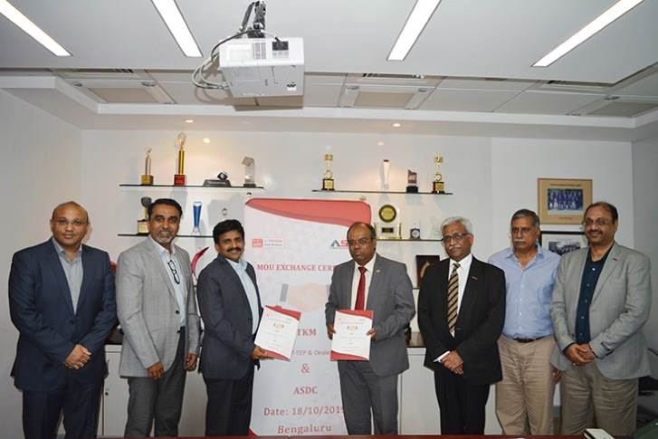 Toyota under Toyota Technical Education Program has associated with 49 ITI/Diploma institutes across 17 states in India benefitting 8000 students till date.