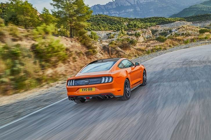 Since sixth-generation Mustang global exports began in 2015, through December 2019, Ford has sold 633,000 Mustangs in 146 countries around the world – including 102,090 Mustangs in 2019