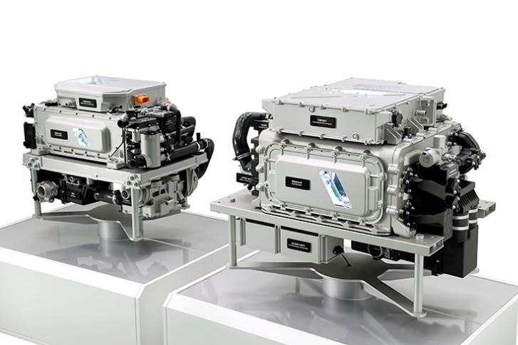 Two new hydrogen stacks due in 2023