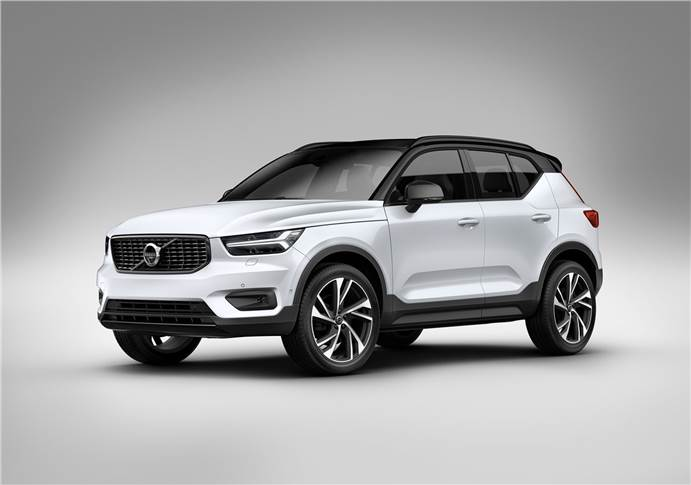 The XC40 is seeing a surge in demand in China. In India too, it has helped drive up volumes for Volvo Cars.