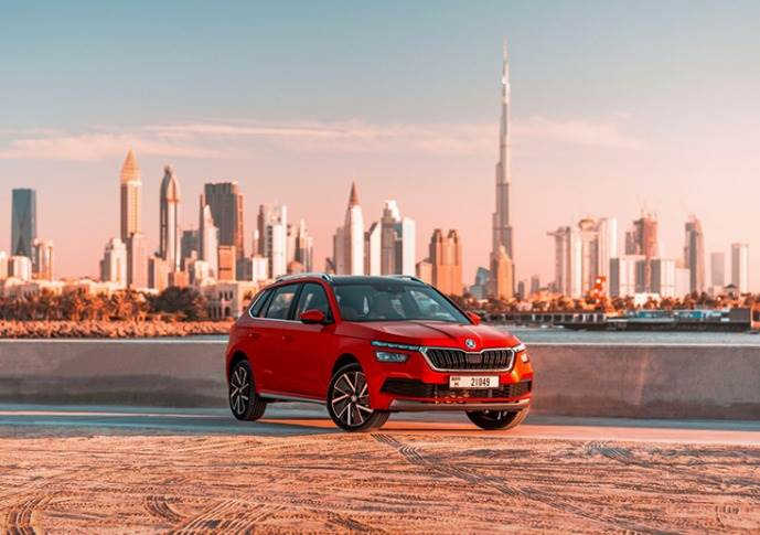 Skoda currently sells six models, including the three SUV series Kamiq, Karoq and Kodiaq. In CY2020, sales notched 35% year-on-year growth.