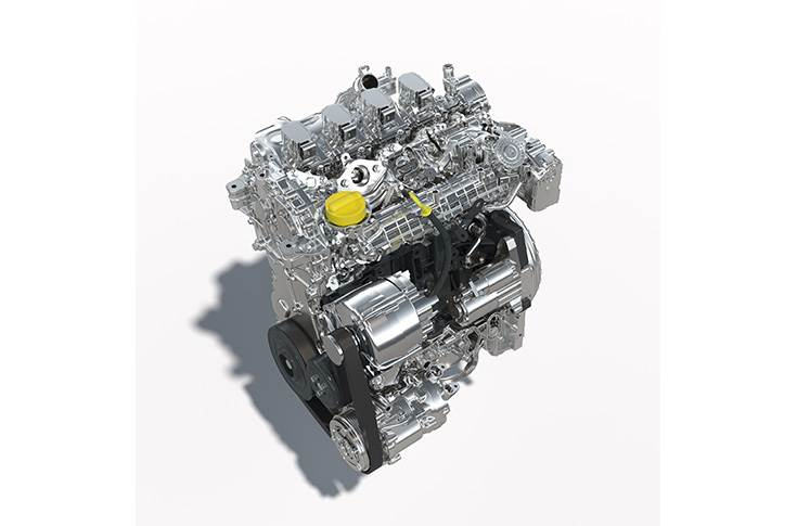 Nissan has replaced the 1.5 K9K motor with an all-new 1.3-litre turbo-petrol (H13 DDT) engine, which develops a significantly higher 154bhp and 254Nm of torque.