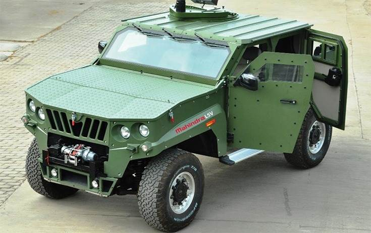 The MDS armoured tactical vehicle has undergone rigorous trials in different terrains and is the sole vehicle to have passed all the field, ballistics, and technical trials.
