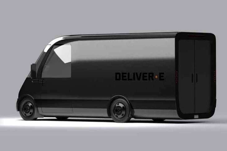 The Deliver-E will be feature a steel frame and will be built on an entirely new platform.