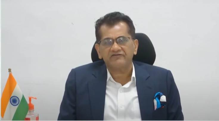 """NITI Aayog CEO Amitabh Kant: Dependency on China for electronics, semiconductor-based parts, tooling, moulds and raw materials such as magnets must not only be minimised but completely eliminated."""""""