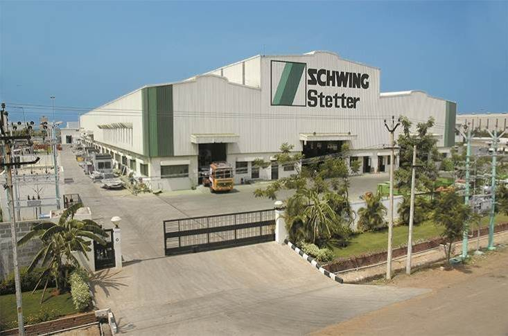 Schwing Stetter already has four factories located in Sriperumbadur, Tamil Nadu. The Cheyyar unit is its fifth.