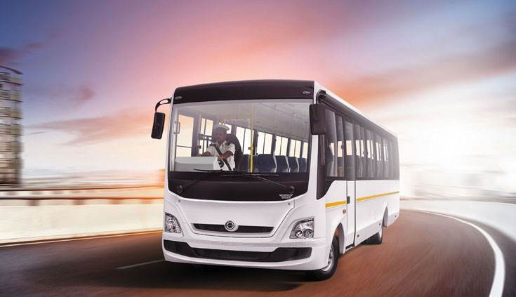 In 2018 Daimler Buses was able to increase sales in emerging markets by around 37 percent to nearly 7,000 units.