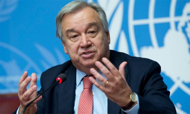 "UN Secretary-General António Guterres: ""As we remember the victims of road traffic collisions, let's commit to reimagining ways to move around the world that are safe, affordable, accessible and sust"