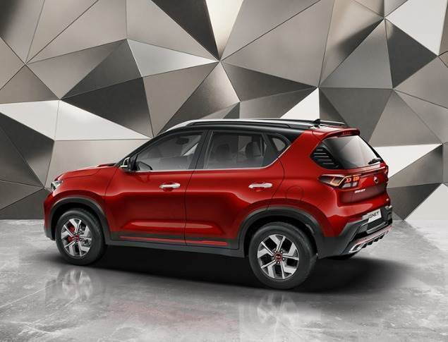 Kia Motors India is targeting 100,000 sales in the domestic market and 50,000-unit experts in the first year of production.