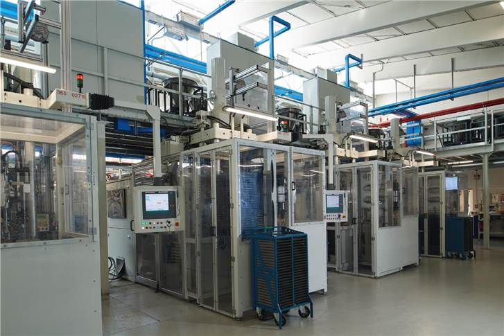 GKN Powder Metallurgy factory in production with HP Metal Jet.