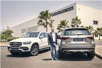 "Martin Schwenk: ""The new GLE LWB has already excited the market and has a 3-month waiting period. With the introduction of a petrol model, we expect it to further drive its popularity."""