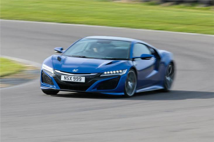 NSX: Honda's 'halo' sports model won't save the brand in Europe