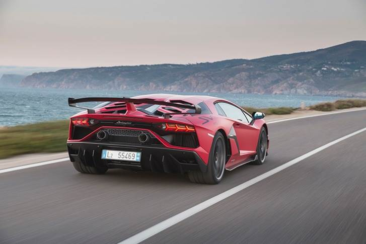 Lamborghini says it notched sales records in all major regions: America, EMEA and Asia Pacific.