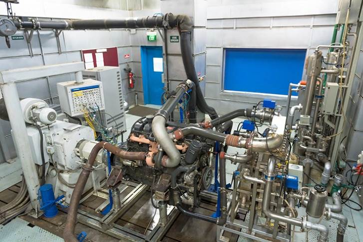 Closed-room engine test bed can help create optimum ambient conditions for endurance testing as well as calibration for fuel economy and emissions.