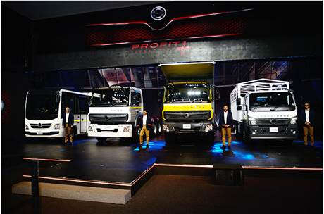 Daimler India revs up for BS VI fight with 12 new medium and HD trucks and buses