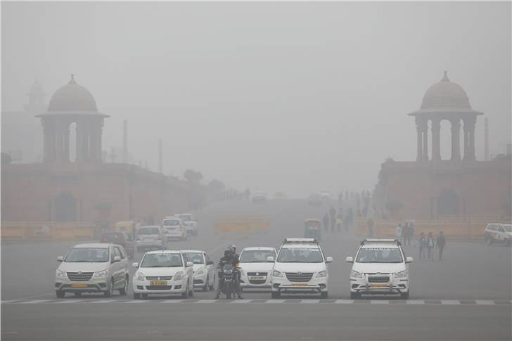 Air pollution remains a vexing issue in India