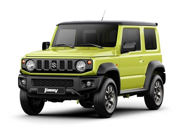 The Jimny was a World Car of the Year 2019 finalist in three categories.