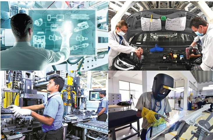 As the dormant automotive industry waits to restart manufacturing, it will now have to engage in greater skilling of its workforce, employ more digital tools and connectivity and think lean.
