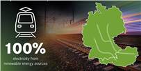 All production materials for Mercedes-Benz passenger car plants in Germany, as well as for the Kecskemet, Hungary plant, are now transported by rail using green energy.