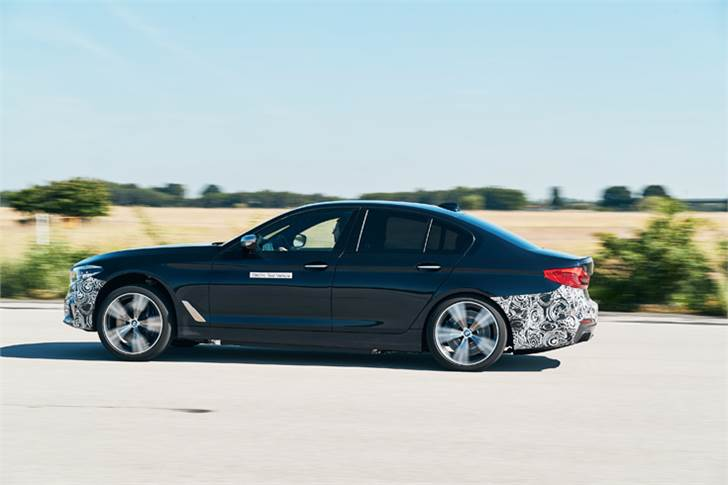 BMW Power BEV accelerates from 0 to 100kph in comfortably under three seconds.