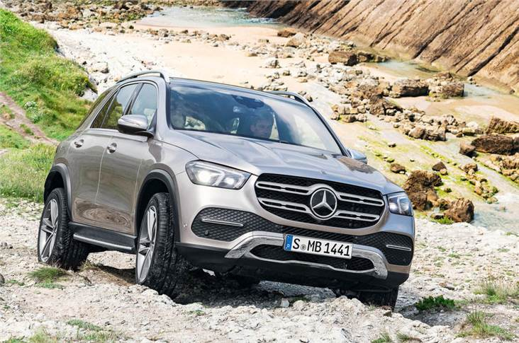 GLE will be one of 20 Mercedes PHEVs by the end of 2020.