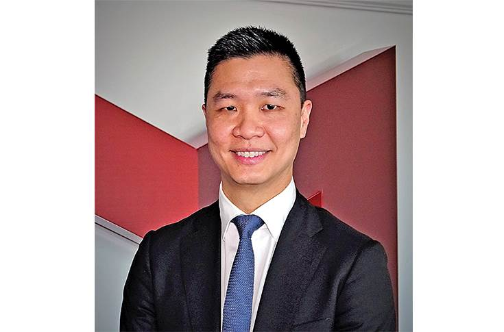 Ian Yip: 'The need for in-built security capabilities to mitigate cyber-attacks will only increase in the future.'