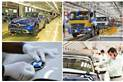Mercedes-Benz India, which celebrated its 25th anniversary in India in 2019, pioneered the luxury car market in the country. Daimler India Commercial Vehicles rolled out its first trucks in July 2012. BMW India and Skoda Auto Volkswagen India among other German OEMs in India.