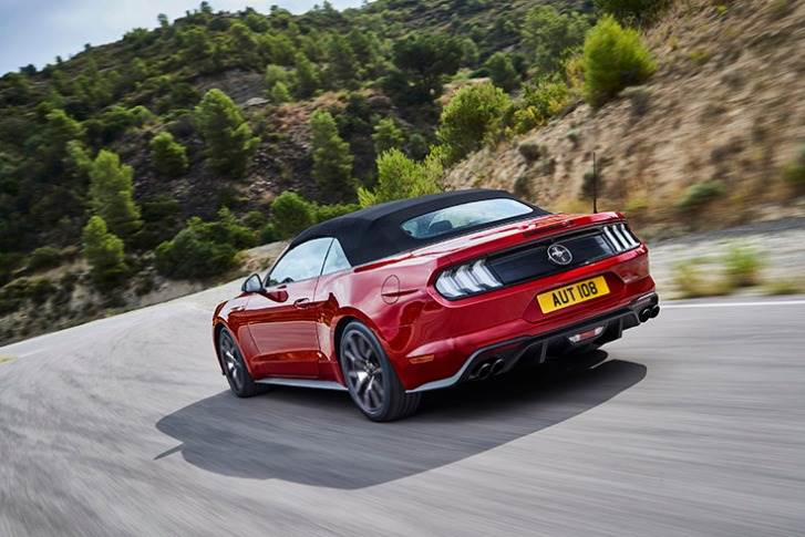 The year 2019 also marks the fifth consecutive year that Mustang was the best-selling sports coupe in the world.