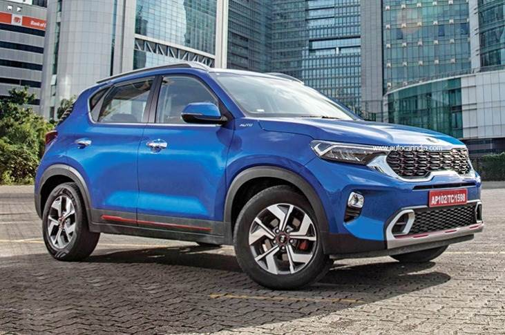 Launched on August 22 this year, the Sonet compact SUV has sold 20,987 units and has 50,000 bookings.