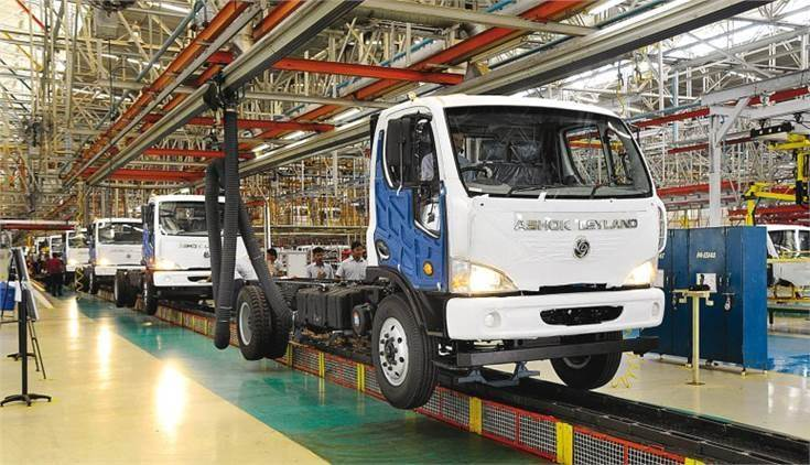 Ashok Leyland also sold a total of 931 Partner LCVs in FY2021.