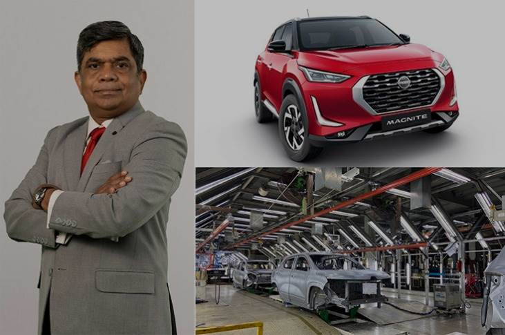 """Nissan Motor India's Rakesh Srivastava: """"Our experience will allow us to manage the upcoming Covid wave with more resilience, positivity and innovation to drive our business."""""""