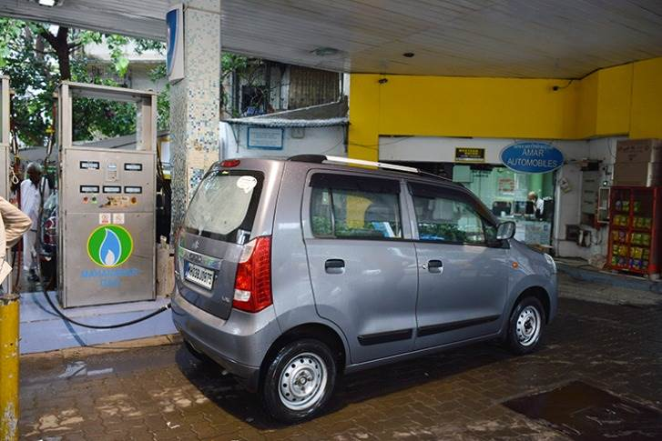 Motorists with heavy day-to-day usage are finding it makes economic sense in choosing the CNG fuel option.