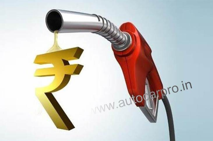 In 4 days – from May 4 to May 8 – petrol price is up 66 paise a litre and diesel 84 paise a litre in Mumbai. In 13 months, since April 1, 2020, petrol has become costlier by Rs 22.33 and diesel by Rs 23.63 a litre