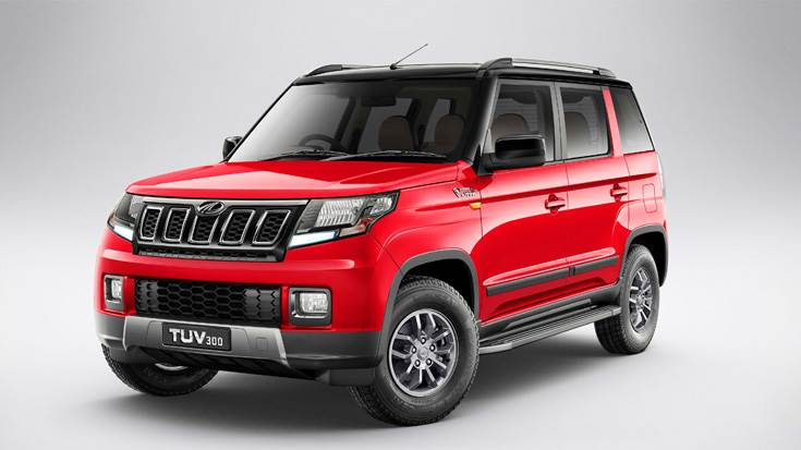 Since its launch in September 2015, the TUV300 has sold, till end-April 2019, a total of 95,311 units in the domestic market.