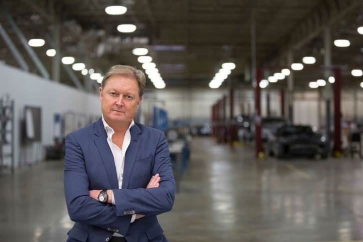 "Henrik Fisker:  ""If we get quite a lot of reservations (from India), I think we can still get the car to India by the end of 2022."""
