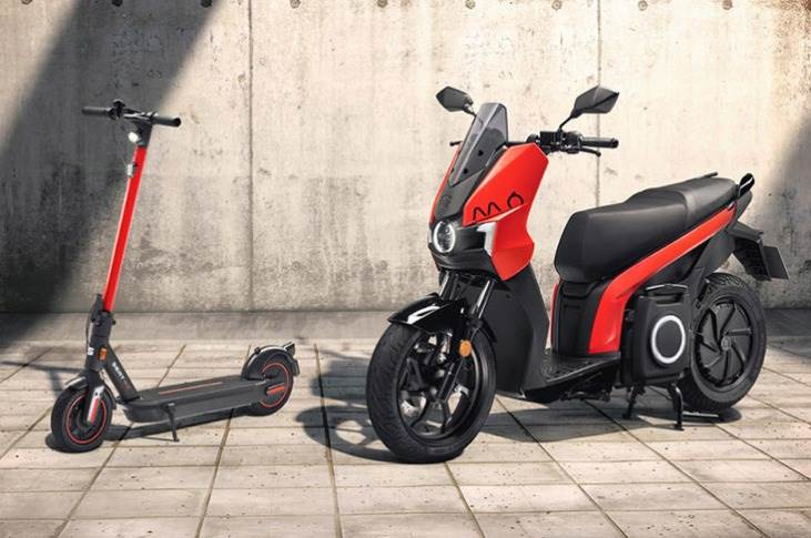The move into two-wheelers moves SEAT closer to territory occupied by BMW, Honda and Suzuki as makers of both two and four-wheeled transport.