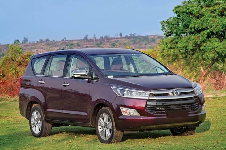 At fifth place in the Top 5 UV list is the Toyota Innova with 5,459 units (5,383 diesel/ 76 petrol) in February 2020, down 21.52% year on year.